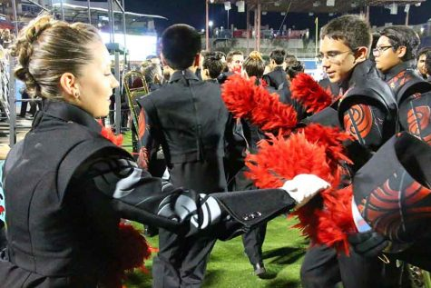 Band takes first steps towards state