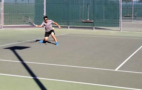 Tennis beats Wakeland for second straight win