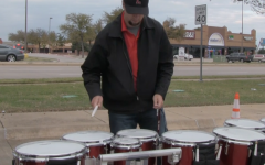 Season begins and ends for drumline