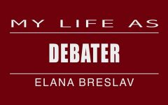 My Life As: Debater