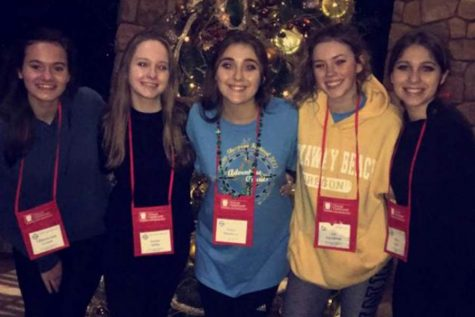 Young thespians attend state festival