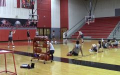 13-5A play begins for girls' basketball