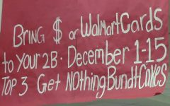 Annual holiday donation drive underway