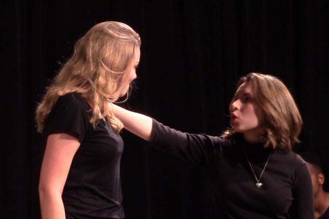 No script equals no problem for improv troupe