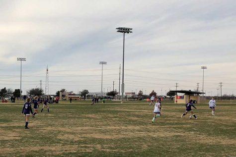 Soccer teams kick off 2018 season with Dr. Pink tournament