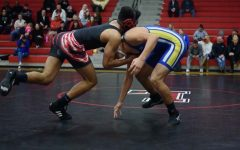 Friday sports minute: Wrestling, swimming and basketball
