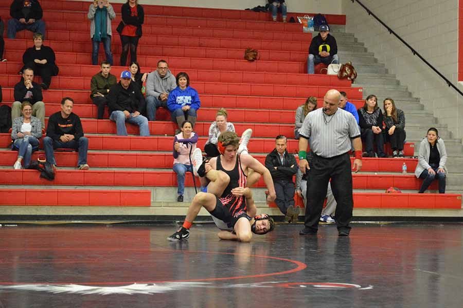 Wrestling+team+has+a+8-5A+Championship+meet+starts+at+4%3A00+p.m.+The+meet+will+continue+until+Saturday.