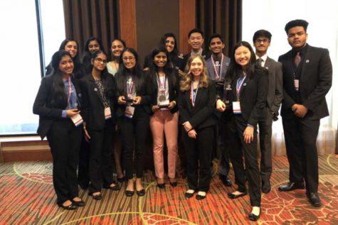 8 DECA students aim for internationals