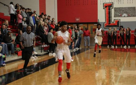 Senior Jadyn Bennett will move on to the second round of playoffs for the last season of his high school career.