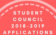 Student Council applications now available