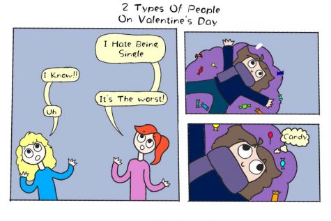Types of people on Valentine's Day