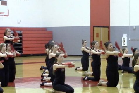Red rhythm showcase skills tonight