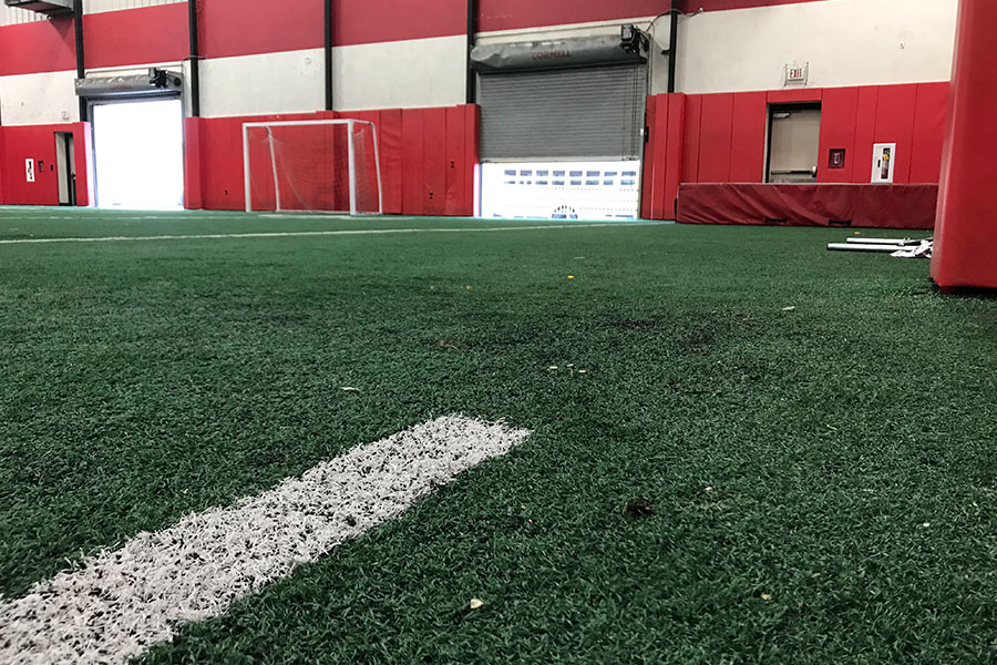The FISD Board of Trustees approved the purchase and installation of turf fields in its February meeting. Both the turf in the fieldhouse and the football/soccer field is expected to be replaced beginning in May or June.