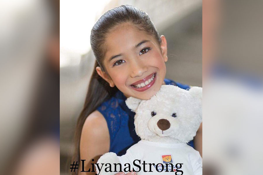 The hashtag #LiyanaStrong was used on social media during her surgeries so everyone was informed of how she was doing.