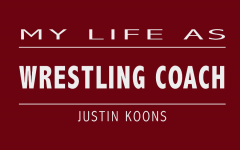 My Life As: Wrestling coach