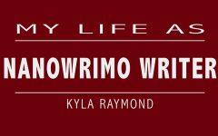My Life As: NaNoWriMo Writer
