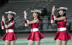 With the start of the school year, all members of Red Rhythm are back to in-person practice. With this, the team is able to bring back many traditions they were unable to do last year.