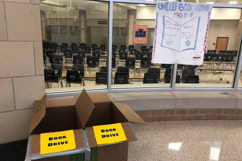 UNICEF hosts book drive for the less fortunate
