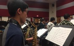 Band seeks to score well at UIL