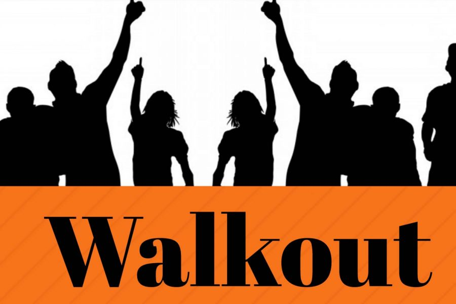 Infographic: Walkout awareness