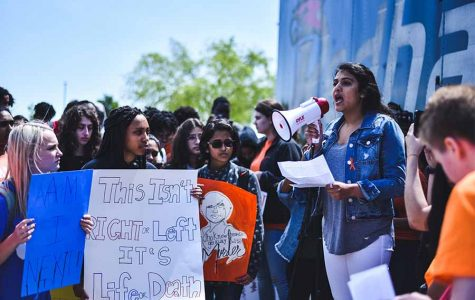 Students join forces for national school walkout