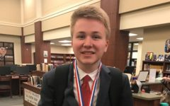 Senior debater advances to UIL state