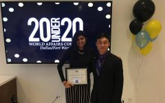School JWAC chapter gets two on the 20 under 20 list