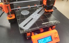 3D printer bring realism to science department