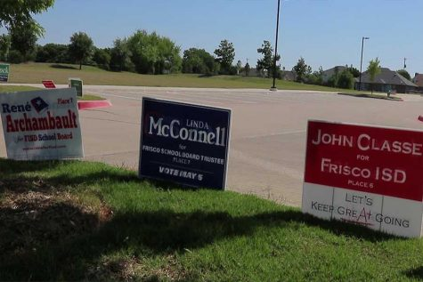 Frisco residents to cast their ballots Saturday