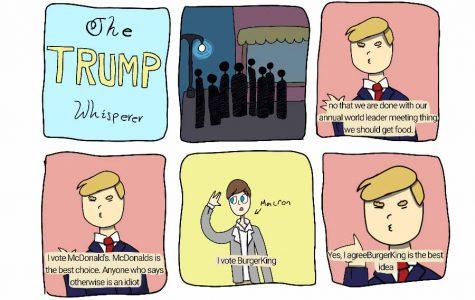 The Trump Whisperer