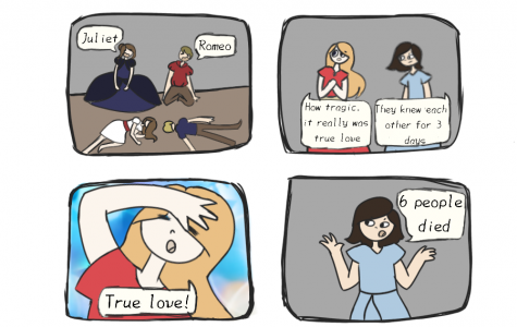 The real tragedy of Romeo and Juliet