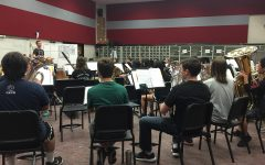 Bands swing into spring performance
