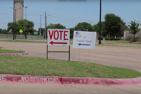 City and ISD voters make their choices