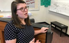 Fall concert marks choir's first performance with new director
