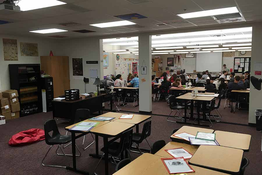 Students have two paths to choose from when it comes to taking the AP World History exam: GT Humanities and AP World History. GT Humanities is a two year course with one year focusing on world history while AP World History is a one year class.