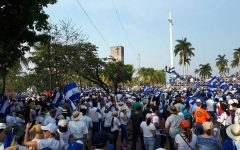 Protests in Nicaragua hit close to home for junior