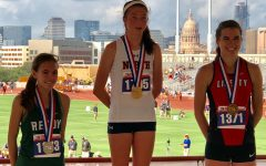Redhawks score top 5 finishes at state track meet