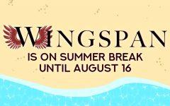 Wingspan on summer break