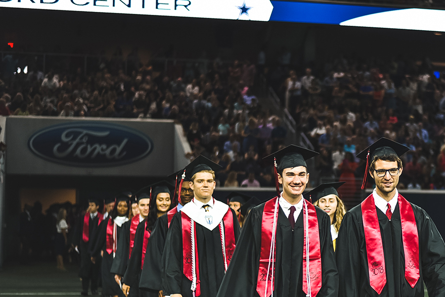 Graduation is more than 7 months away for the class of 2019, but the window to apply for scholarships from the Frisco Education Foundation opens at 10 a.m. on Friday and closes on Dec. 21.