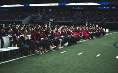 Walking the stage into a new beginning