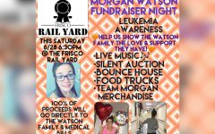 Raising funds for a former Redhawk