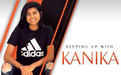 Keeping Up with Kanika: spread positivity to others