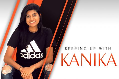 Keeping Up with Kanika: fresh air