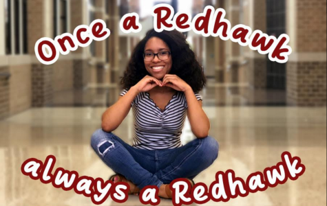 Once a Redhawk, Always a Redhawk: Keegan Williams