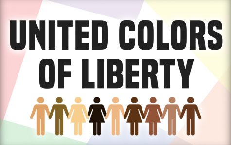 United Colors of Liberty: Xena Elshamy