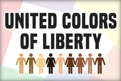 United Colors of Liberty: Amina Syeda