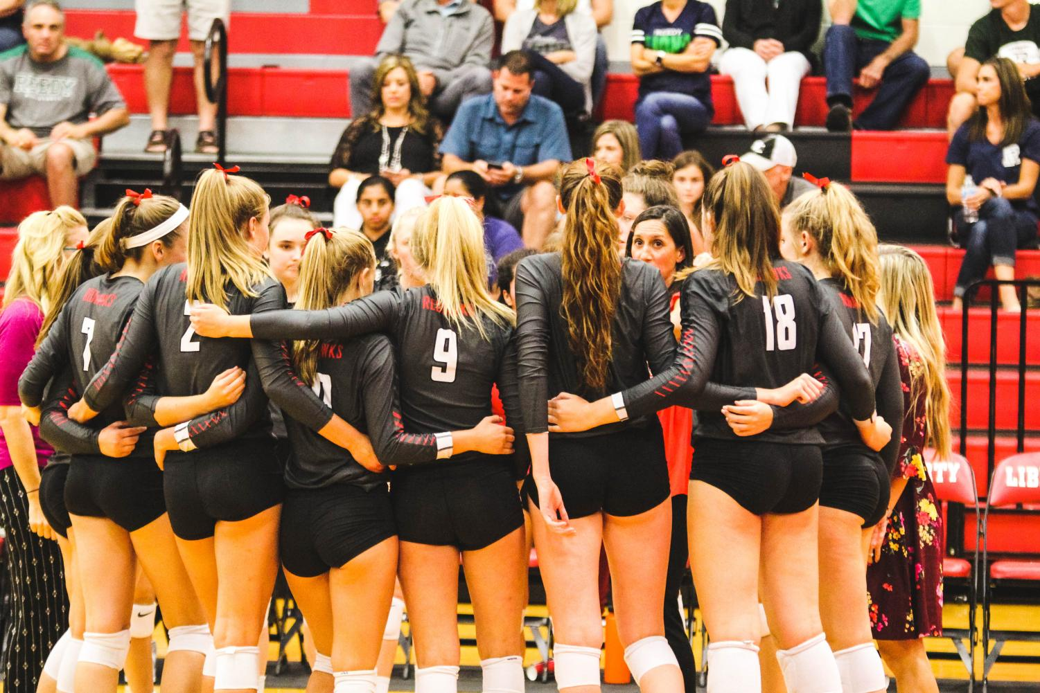 With season around the corner, the Redhawks face off against different teams around the Metroplex. The tournament takes place at Byron Nelson, beginning Thursday and ending on Saturday.
