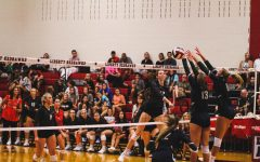 Luck not needed as volleyball gets 7th straight win