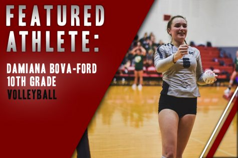 Featured Athlete: Damiana Bova-Ford