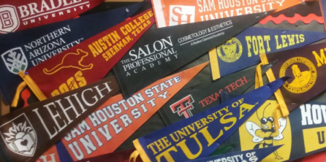 Dozens of schools on campus Wednesday for FISD College Fair